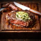 Greater Omaha Ribeye steaks - 2x350 g