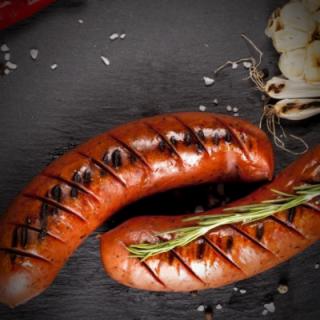 Grillpølser - Chili 1 kg