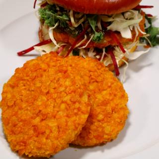 Crispy Chicken burgerbøf 1kg