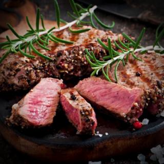 Kildegaarden T-rex steak 0.3-0.4KG