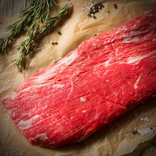 Las Moras Wagyu Flank Steak MBS 4+