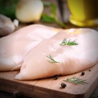 Dansk Kyllingebryst 2kg max 8 poser pr kunde