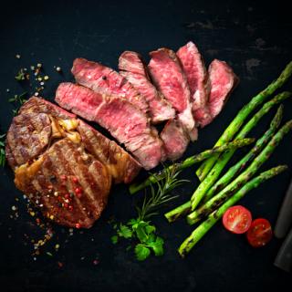 Brasiliansk Ribeye steaks - 2x250 gram tilbud