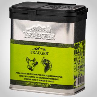 TRAEGER Pork & Poultry Rub, 262 gr.