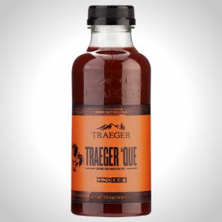 TRAEGER BBQ Sauce, Que, 475 ml.