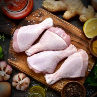 Kyllingeunderlår 2.5kg frost