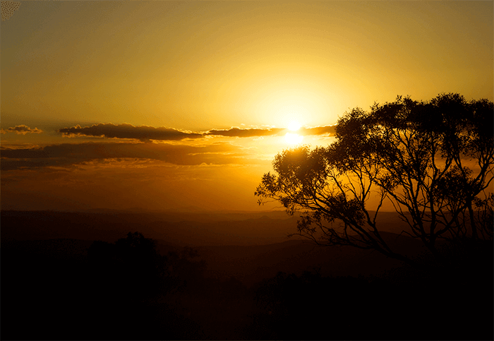 Australien landskab