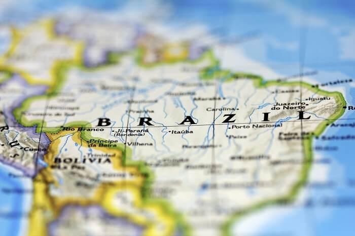 brasilien kort