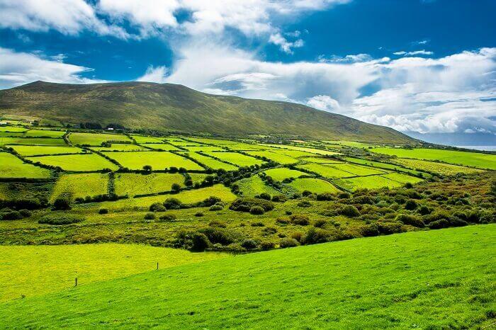Landskab irland