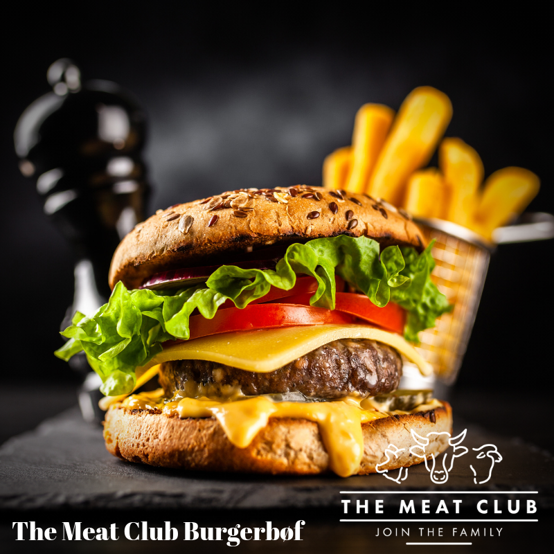 The meat club Burgerbøf
